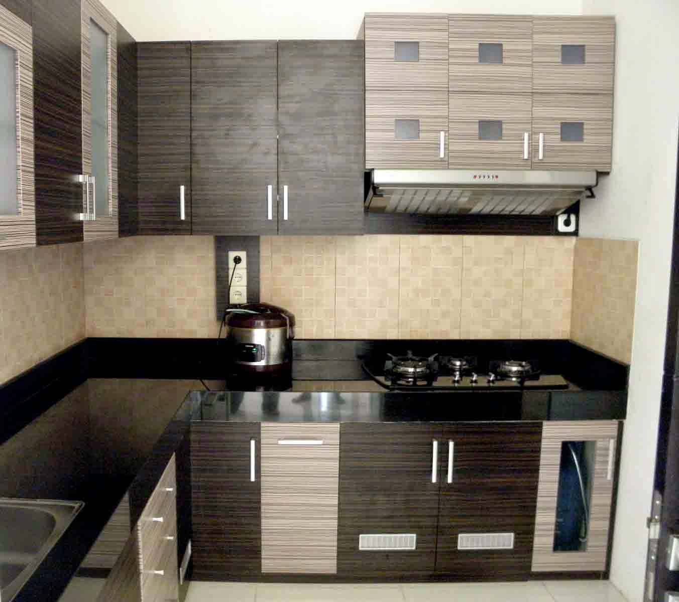 Harga Kitchen Set Minimalis Dapur Kecil Kitchen Appliances Tips